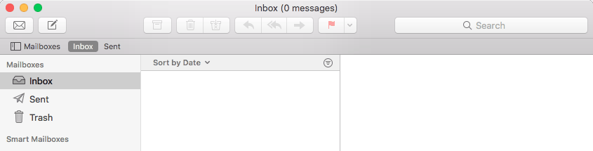 Mac Mail Screenshot